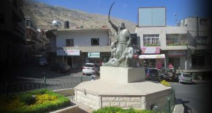 Sultan_Al-Atrash_monument_in_Majdal_Shams