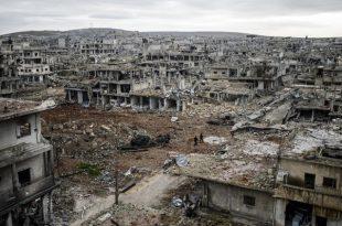 billding syria