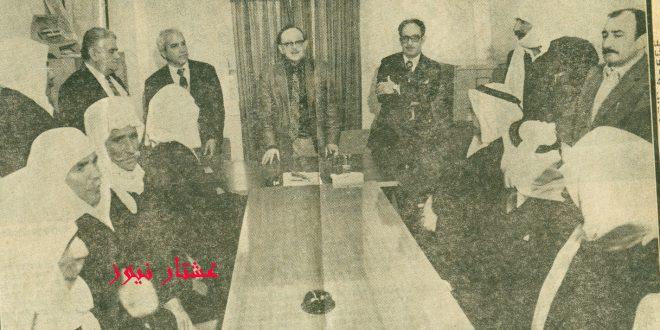 esrael-kng im golan 1982